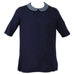 Top viscose, mode grande taille fille ronde, 8/16 ans