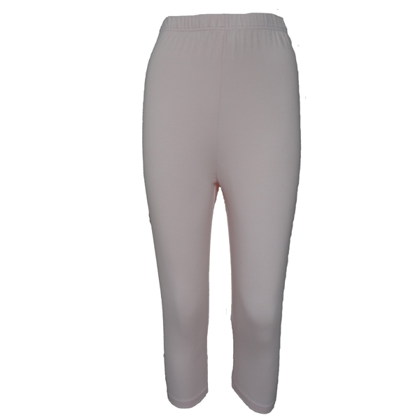 Legging rose pâle size plus fille ado